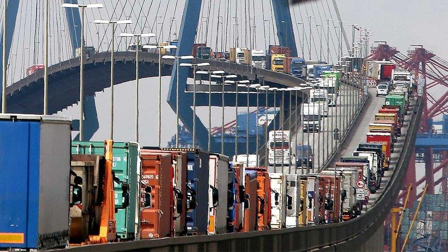 Faire Bezahlung für die Transportbranche