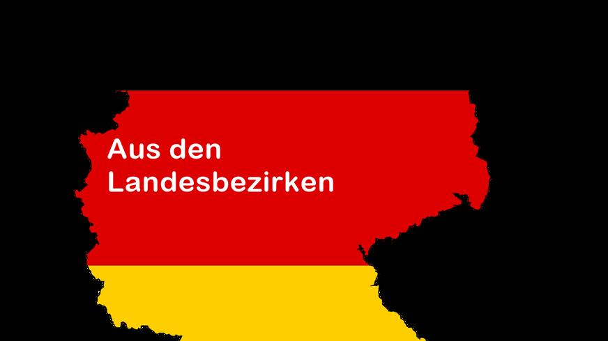 Landesbezirke