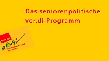 seniorenpoltisches Programm